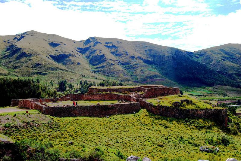 Puca Pucara, Cuzco