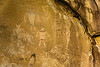 Fremont Style Petroglyphs/Pictographs, Dinosaur National Monument