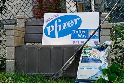 Pfizer United Way 2011