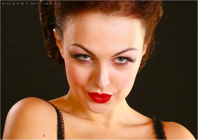 Phot Shoot retouched Anastasia
