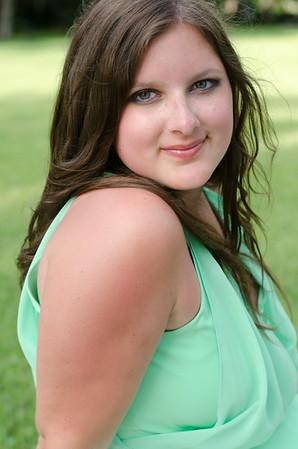 Melinda - Senior Portraits