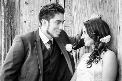Trevor and Kelsy's Wedding