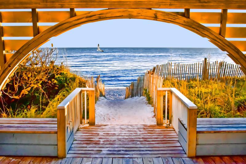 Gazebo, Seaside Florida