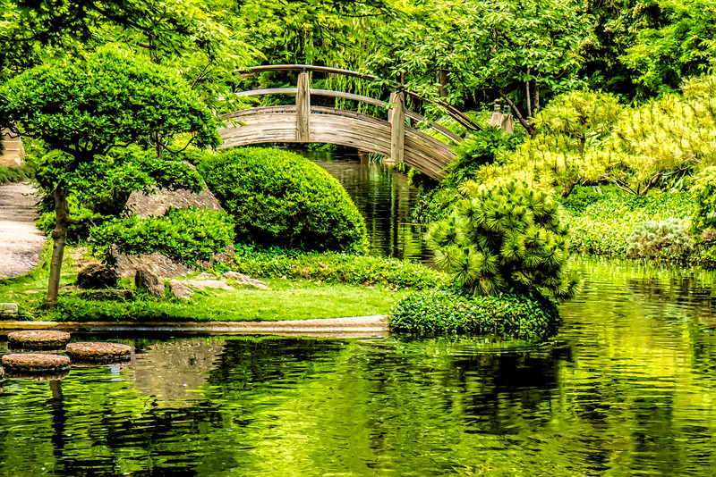 Japanese Gardens, Fort Worth, TX