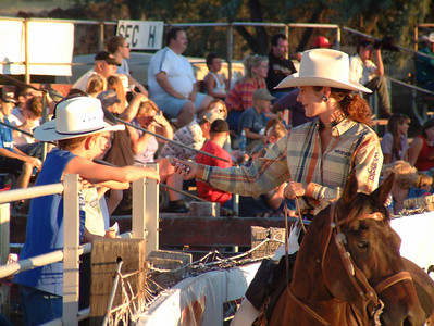Rodeo, The Dalles, WA