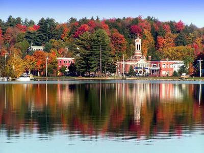 Our Town - Saranac Lake
