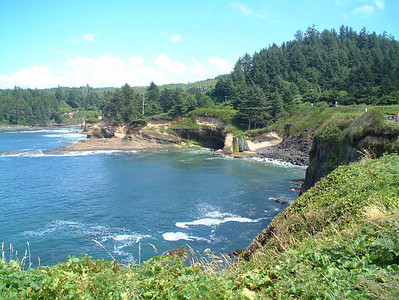 Pacific Coast - Oregon