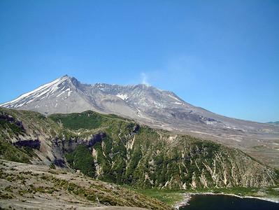 Mt. St. Helens,
