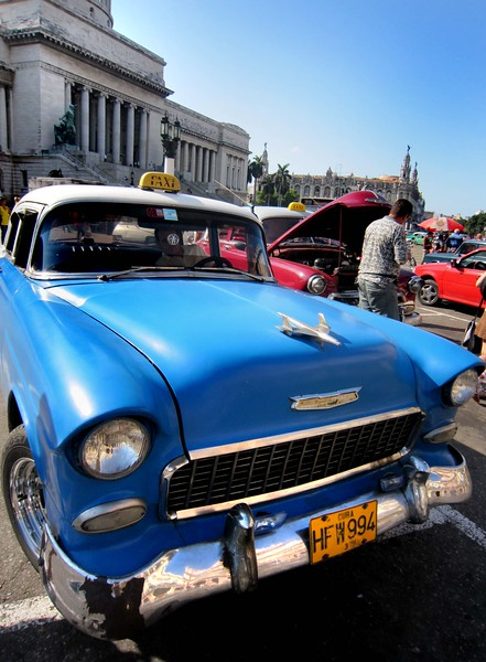 Image from the CUBA Series<br /> Havana