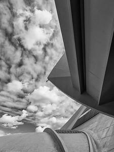 Overhang and Sky
