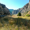 Wind River Canyon Stop