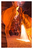 Upper Antelope Light Beam