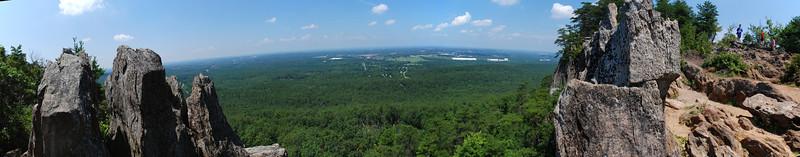 Kings Pinnacle at Crowders Mountain