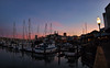 January 10, 2014.  Twilight at Pier 39