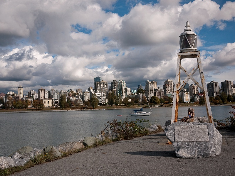 21 Oct 2012: Downtown Vancouver, BC