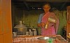 April 21, 2006 - On the road thru south India - long drives thru humid conditions with pauses for tea and photographs - in tea stalls spread all over like this one in Ooty, Tamil Nadu