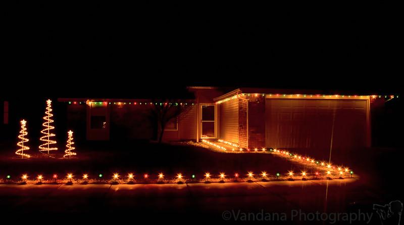 December 1, 2006 - Kim's house..