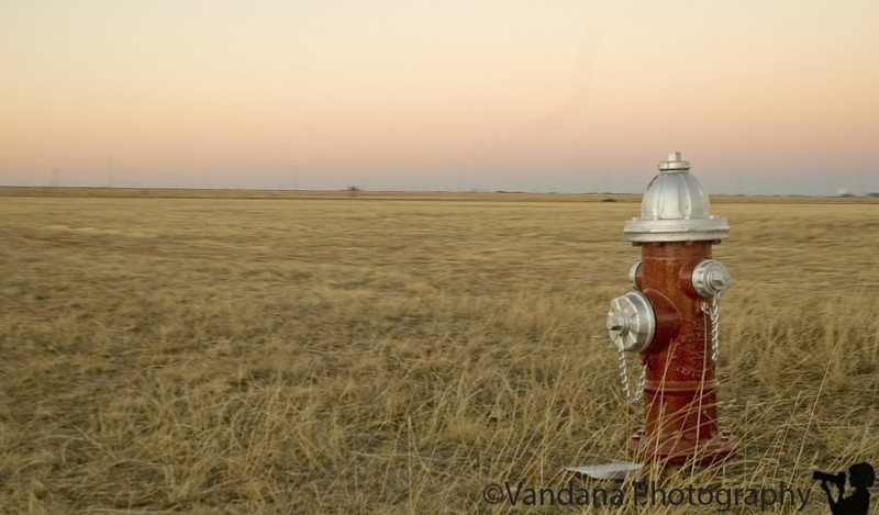 Feb 6, 2006 - what a poor lonely fire hydrant sees on a flat plain on a boring evening