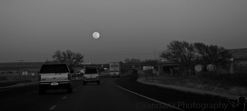 Feb 13, 2006 - driving on a full moon night