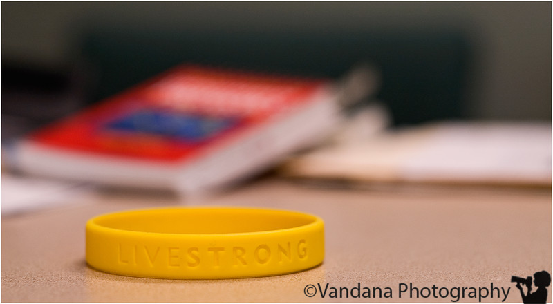 Feb 27, 2006- an indoor pic, too tired to go out and click..the Lance Armstrong band - has actually picked up quite a bit of importance and support in the cancer community of late - I see everybody from patients to family wearing one these days...