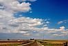 June 25, 2006 - the long road ahead..horizon corrected