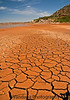 May 13, 2006 - Global warming ?! Lake Meredith, Texas that's pretty much dried up.
