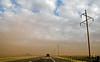 October 26, 2006 - Sandstorm again..ok, mild one :)