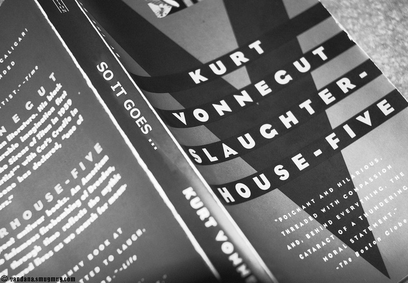 April 13, 2007 - So it goes..<br /> <br /> To Kurt Vonnegut, Jr. - November 11, 1922 – April 11, 2007