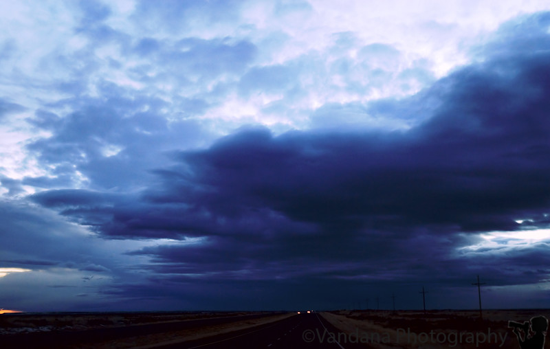 """Jan 26, 2007 - On the road, into the storm  More <a href=""""http://www.vandanaphotography.com/gallery/1550049"""">here</a>"""