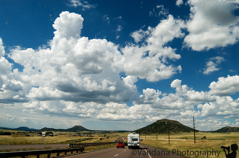 July 21, 2007 - On the way to Denver, Co - somewhere between Pueblo and Colorado City
