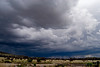 May 29, 2007 - Rain<br /> taken over the weekend at Pinon- Cloudcroft, NM