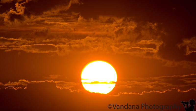 July 29, 2008 -The sun set again
