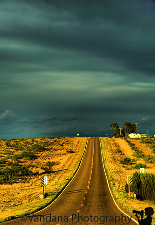 June 27, 2008 - The storm cometh