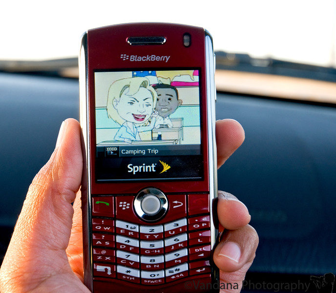 April 15, 2008 - They're everywhere..