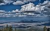 September 20, 2008 - Hiking at over 10,000 feet at Sandia Crest, Albuquerque.