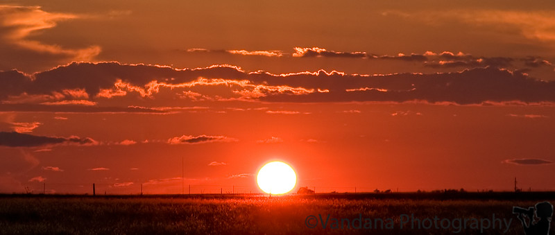 August 19,2008 - Sunset
