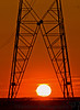 September 24, 2008 - Industrial sunset