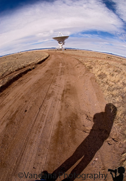 "Jan 16, 2008 - Photographing the <a href=""http://en.wikipedia.org/wiki/Very_Large_Array"">VLA</a>"