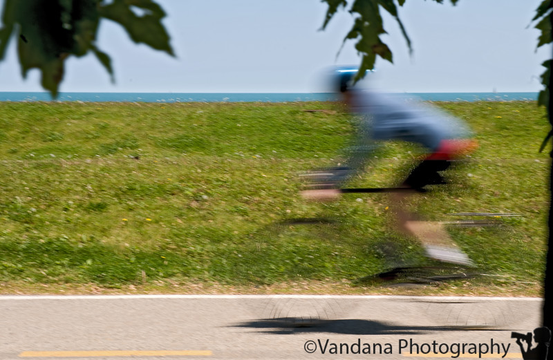 June 2, 2008 - Cycling along Lake Michigan<br /> <br /> Processing the shots from Chicago.