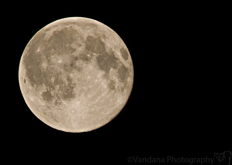 September 5, 2009 - The craters of the moon