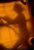 April 29, 2009 - Silhouettes of an elliptical workout
