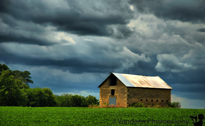 August 2, 2009 - a storm in Illinois