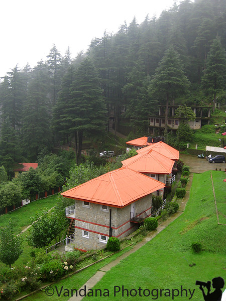 """August 13, 2009 - Reach <a href=""""http://en.wikipedia.org/wiki/McLeodGanj"""">McLeodGanj</a>, a 'hillstation' at  7000 feet elevation in Himachal Pradesh. Stay in the beautiful, quiet, <a href=""""http://www.devcottage.com/"""">Dev Cottages</a> with some beautiful mountain views.  More pics from McLeodGanj  <a href=""""http://vandana.smugmug.com/Travel/India/Dharamsala-India/9371067_BtVbw"""">here</a>"""