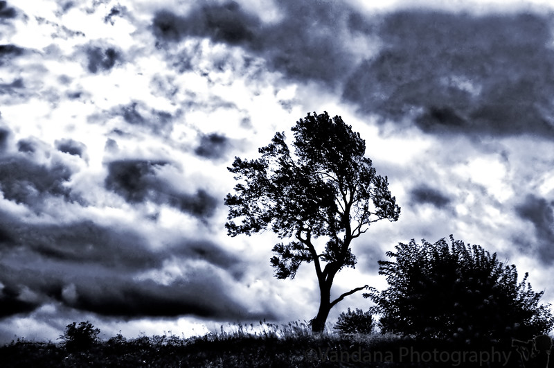 October 14, 2009 - a stormy night