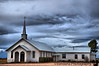 April 12, 2009 - Happy Easter !<br /> <br /> a church in Floyd, NM