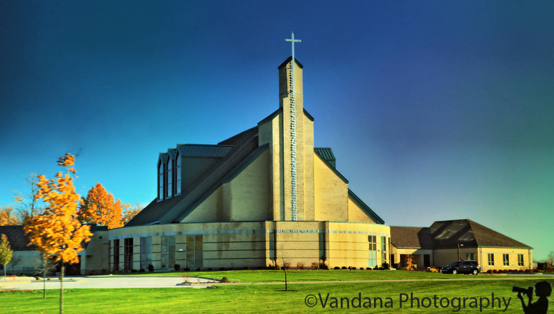 November 2, 2009 - a Church in Winnebago county