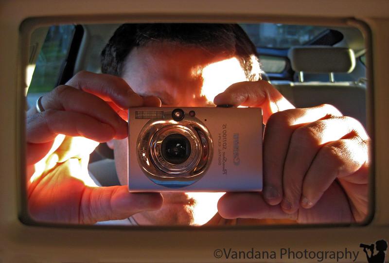 November 26, 2009 - a rare K selfportrait !<br /> Happy thanksgiving !