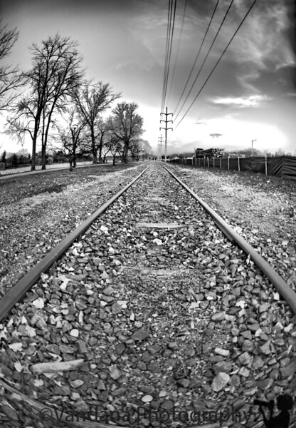 December 18, 2009 - Railroad to nowhere
