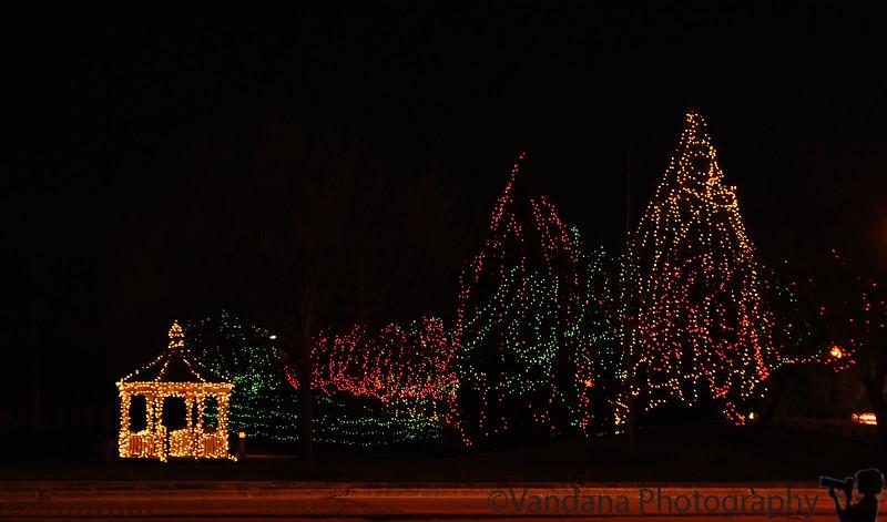 December 12, 2009 - Silent night
