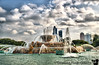 September 27, 2009 - Buckingham Fountain, Chicago